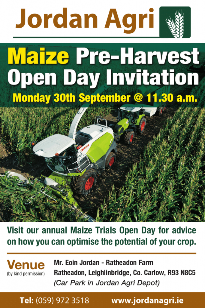 Maize Pre - Harvest Open Day