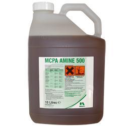 Bottle on MCPA