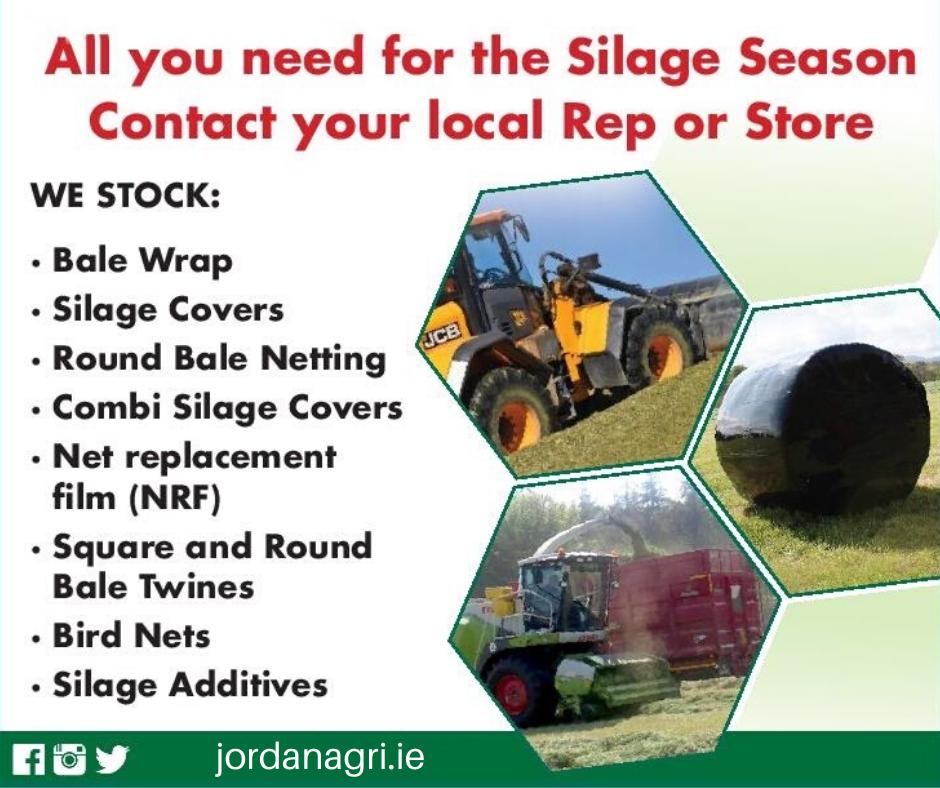 Silage season poster