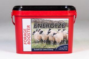 Bucket of Energyze booster
