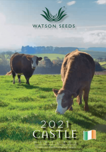 Cover of Watson's seed catalogue